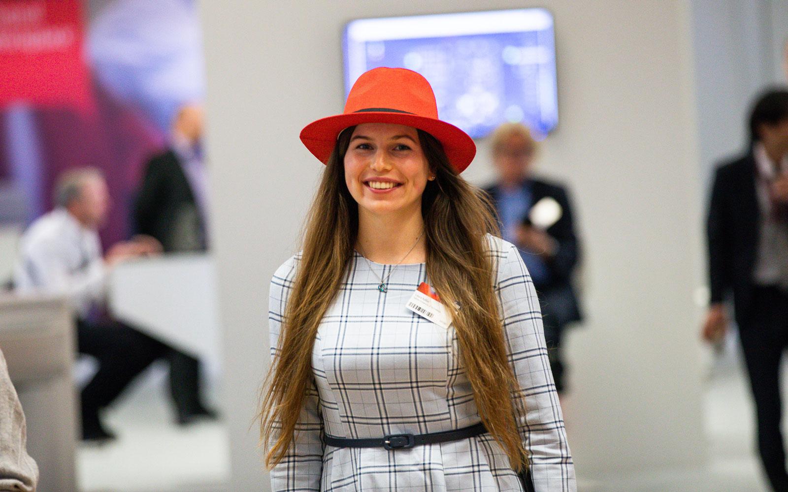 Laura Kallas Fujitsu Forumil